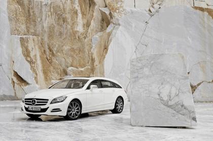 2012 Mercedes-Benz CLS 250 CDI Shooting Brake 10