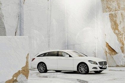 2012 Mercedes-Benz CLS 250 CDI Shooting Brake 12