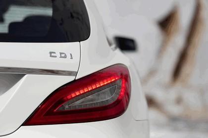 2012 Mercedes-Benz CLS 250 CDI Shooting Brake 35