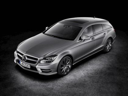 2012 Mercedes-Benz CLS 500 CDI Shooting Brake 1