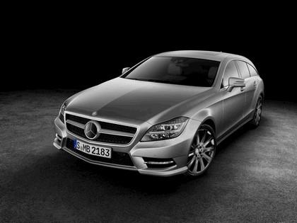 2012 Mercedes-Benz CLS 500 CDI Shooting Brake 3