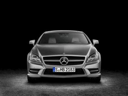 2012 Mercedes-Benz CLS 500 CDI Shooting Brake 4