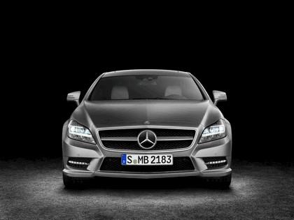 2012 Mercedes-Benz CLS 500 CDI Shooting Brake 7