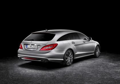 2012 Mercedes-Benz CLS 500 CDI Shooting Brake 9