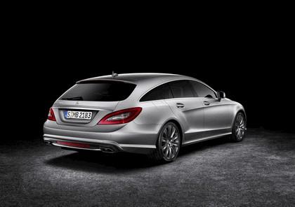 2012 Mercedes-Benz CLS 500 CDI Shooting Brake 10