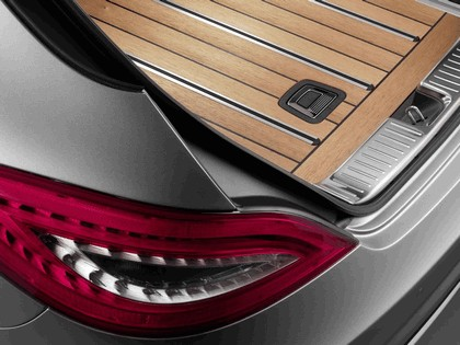 2012 Mercedes-Benz CLS 500 CDI Shooting Brake 11