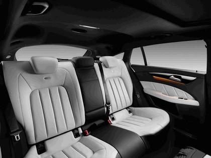 2012 Mercedes-Benz CLS 500 CDI Shooting Brake 12