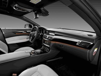 2012 Mercedes-Benz CLS 500 CDI Shooting Brake 13