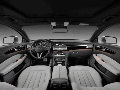 2012 Mercedes-Benz CLS 500 CDI Shooting Brake 14