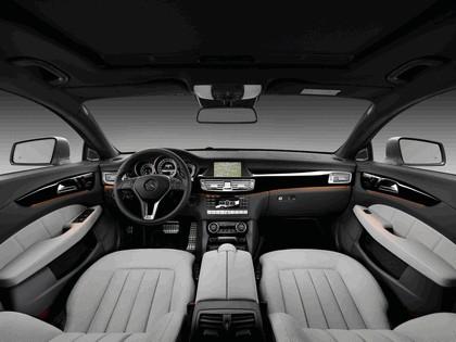 2012 Mercedes-Benz CLS 500 CDI Shooting Brake 15