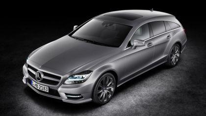 2012 Mercedes-Benz CLS 500 CDI Shooting Brake 2
