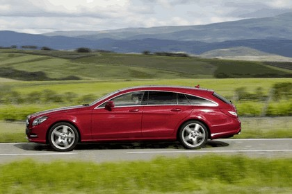2012 Mercedes-Benz CLS 500 4Matic Shooting Brake with AMG Sports Package 5