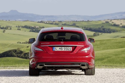 2012 Mercedes-Benz CLS 500 4Matic Shooting Brake with AMG Sports Package 6