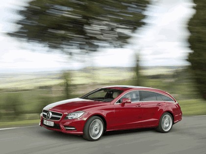 2012 Mercedes-Benz CLS 500 4Matic Shooting Brake with AMG Sports Package 8