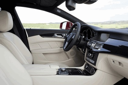 2012 Mercedes-Benz CLS 500 4Matic Shooting Brake with AMG Sports Package 16