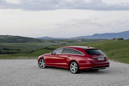 2012 Mercedes-Benz CLS 500 4Matic Shooting Brake with AMG Sports Package 19