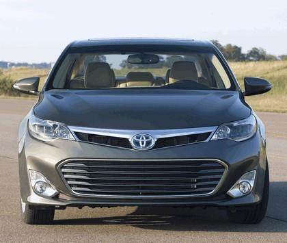2013 Toyota Avalon Hybrid 4