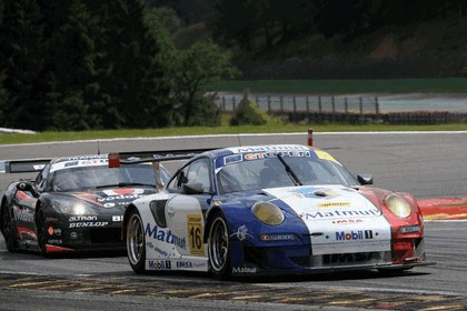 2012 Porsche 911 ( 997 ) GT3 RSR - Spa-Francorchamps ( Int. GT Open ) 18