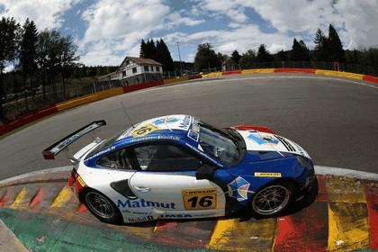 2012 Porsche 911 ( 997 ) GT3 RSR - Spa-Francorchamps ( Int. GT Open ) 19