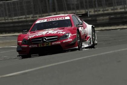 2012 Mercedes-Benz C-klasse coupé DTM - Norisring 1