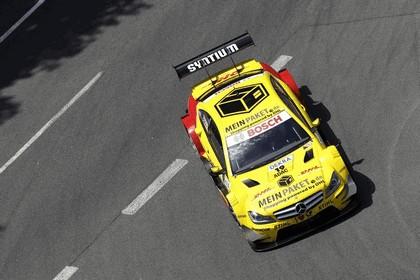 2012 Mercedes-Benz C-klasse coupé DTM - Norisring 4