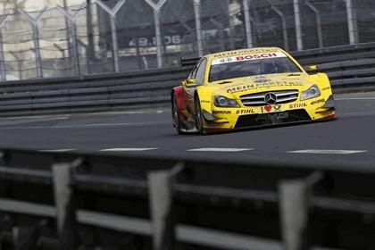2012 Mercedes-Benz C-klasse coupé DTM - Norisring 5