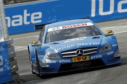 2012 Mercedes-Benz C-klasse coupé DTM - Norisring 7
