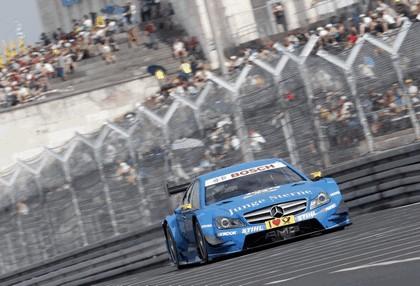 2012 Mercedes-Benz C-klasse coupé DTM - Norisring 8