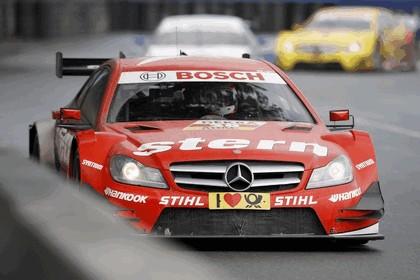 2012 Mercedes-Benz C-klasse coupé DTM - Norisring 11