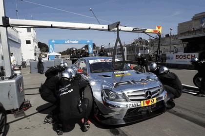 2012 Mercedes-Benz C-klasse coupé DTM - Norisring 12