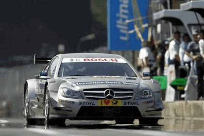 2012 Mercedes-Benz C-klasse coupé DTM - Norisring 40