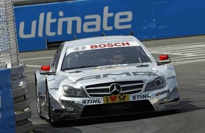 2012 Mercedes-Benz C-klasse coupé DTM - Norisring 41
