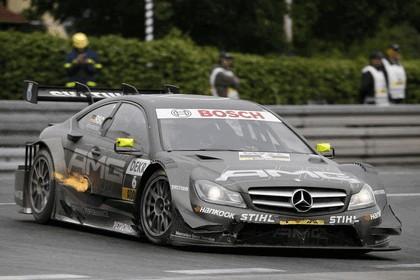 2012 Mercedes-Benz C-klasse coupé DTM - Norisring 44