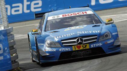 2012 Mercedes-Benz C-klasse coupé DTM - Norisring 9