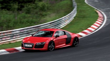 2012 Audi R8 e-tron - Nuerburgring lap record 9