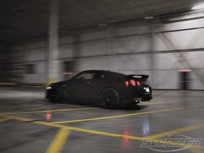 2012 Nissan GT-R ( R35 ) Ultimate Street Edition by Switzer 3