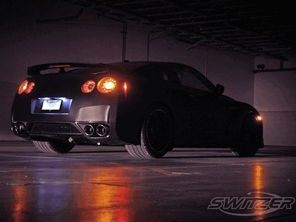 2012 Nissan GT-R ( R35 ) Ultimate Street Edition by Switzer 6