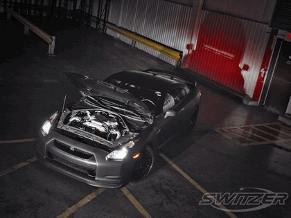2012 Nissan GT-R ( R35 ) Ultimate Street Edition by Switzer 9