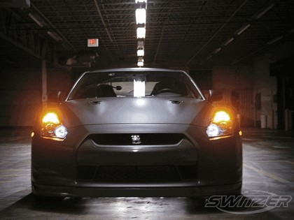 2012 Nissan GT-R ( R35 ) Ultimate Street Edition by Switzer 10