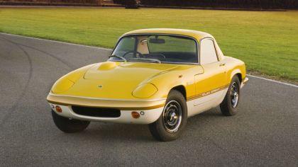 1972 Lotus Elan Sprint 5
