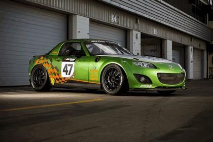 2012 Mazda MX-5 GT - British GT Championship 1