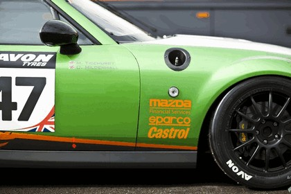 2012 Mazda MX-5 GT - British GT Championship 3
