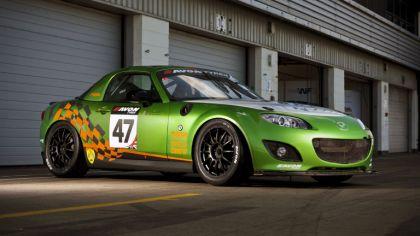 2012 Mazda MX-5 GT - British GT Championship 9
