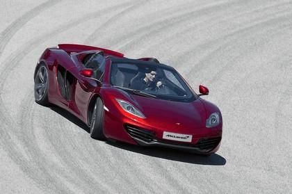 2012 McLaren MP4-12C spider 10