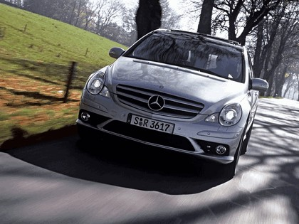 2006 Mercedes-Benz R350 4MATIC with AMG Sports Package 3