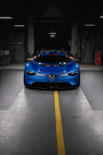 2012 Renault Alpine A110-50 - On the roads in the Alps 11