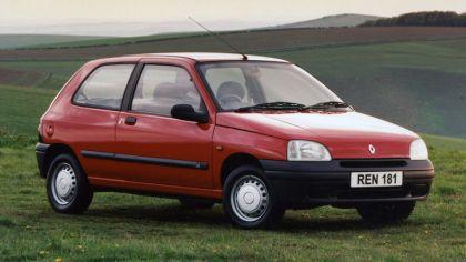 1996 Renault Clio 3-door - UK version 1
