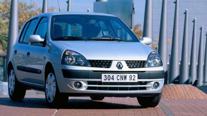 2001 Renault Clio 5-door 2
