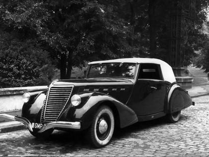 1938 Renault Suprastella cabriolet 1
