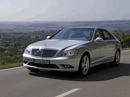 2006 Mercedes-Benz S500 Long Wheelbase with AMG Sports Package 1